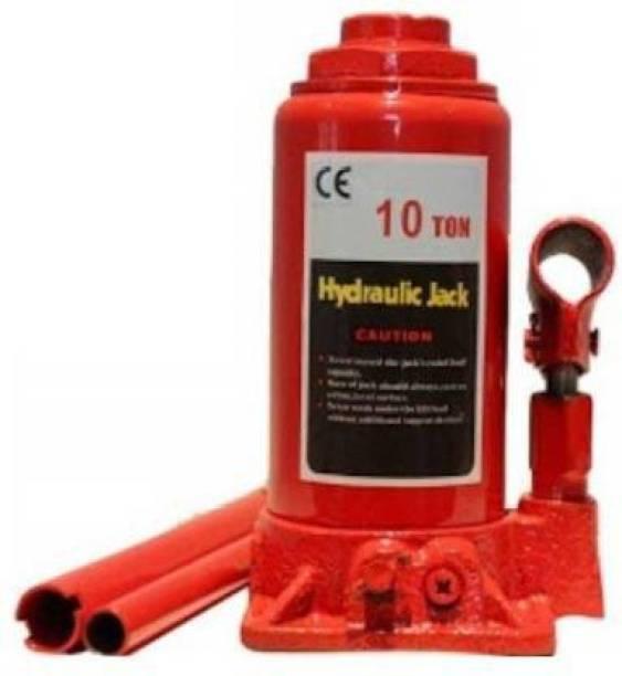TAAJ 10 Ton Capacity Hydraulic Bottle (10000 kg) Vehicle Jack Stand