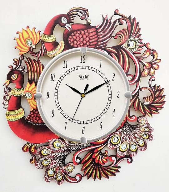 Brothers creation Analog 35 cm X 35 cm Wall Clock