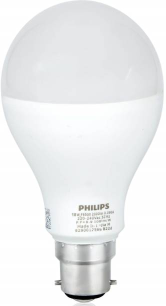 Philips 18 W Standard B22 LED Bulb