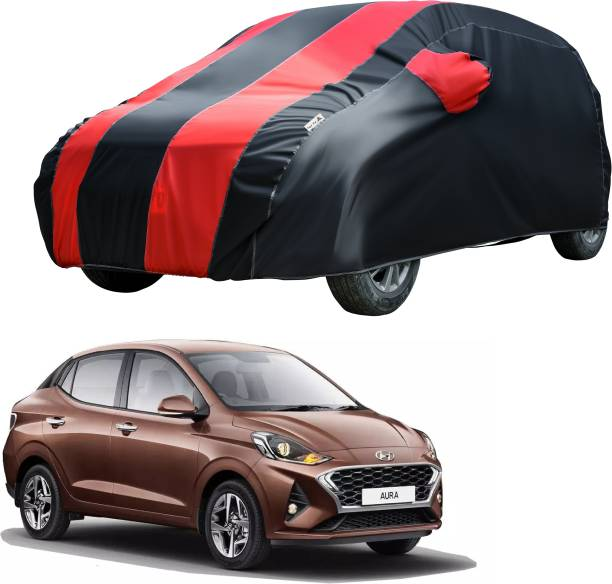 Fit Fly Car Cover For Hyundai Aura (With Mirror Pockets)