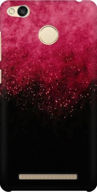 COBIERTAS Back Cover for Mi Redmi 3S Prime