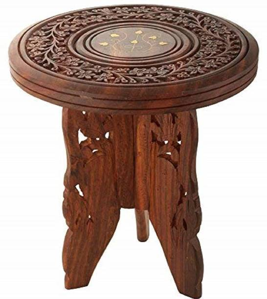 Modern Shoppee End Tables Solid Wood End Table