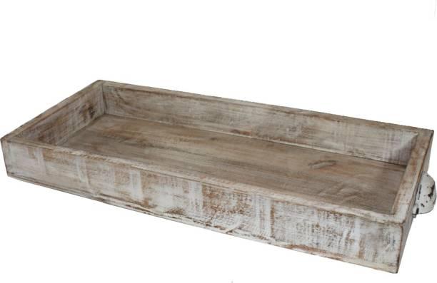 indian crafts Distress White Furniture & Decoration