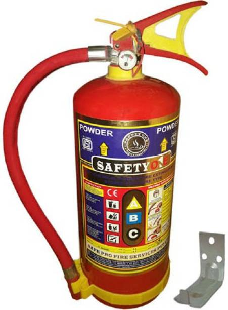 SAFETY ONE ABC 4 K.G. Fire Extinguisher Mount