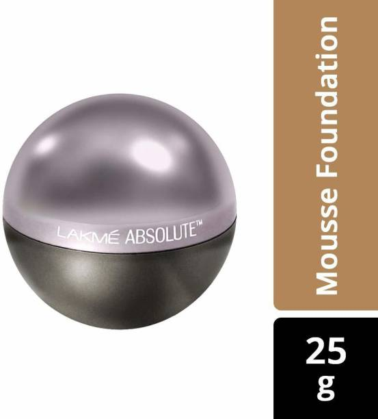 Lakmé Absolute Skin Natural Mousse Mattreal Foundation