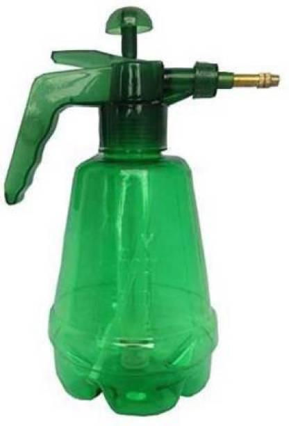 go klean Spray Bottle (Green) 1.5 L Hand Held Sprayer