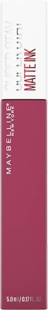MAYBELLINE NEW YORK Super Stay Matte Ink Liquid Lipstick, Pathfinder, 5g