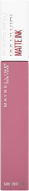 MAYBELLINE NEW YORK Super Stay Matte Ink Liquid Lipstick, Revolutionary, 5g