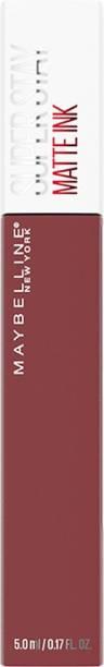 MAYBELLINE NEW YORK Super Stay Matte Ink Liquid Lipstick, Mover, 5g