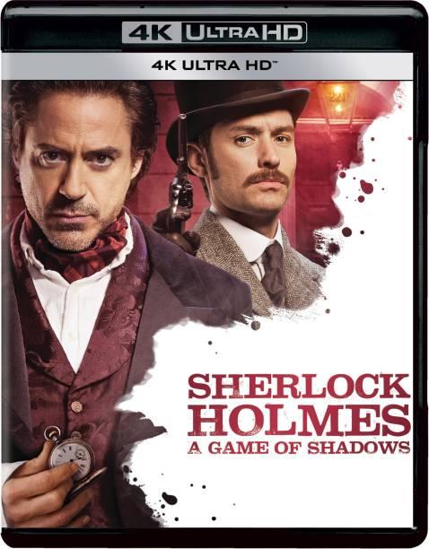 Sherlock Holmes: A Game of Shadows (4K UHD)