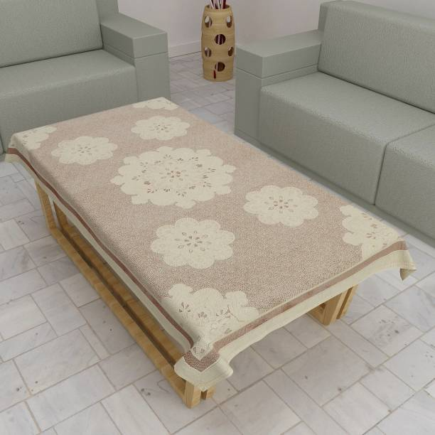 S N TRADERS Floral 4 Seater Table Cover