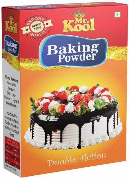Mr.Kool Premium Double Action Cake Baking Powder