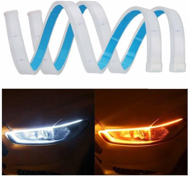 Cloudsale 60 M DRL W Car Fancy Lights