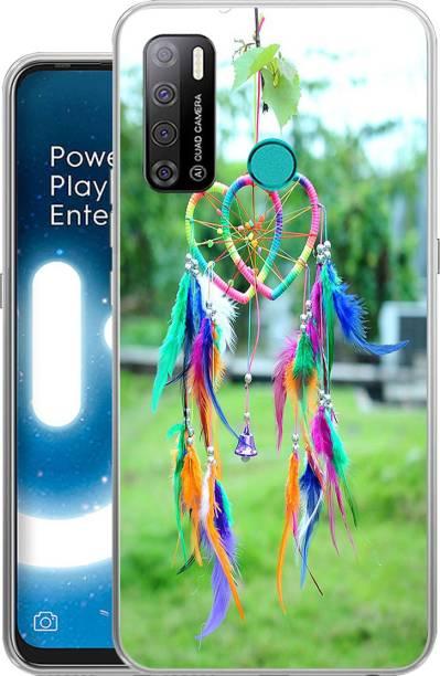 mobom Back Cover for Tecno Spark Power 2