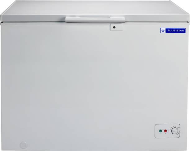 Blue Star 200 L Single Door Standard Deep Freezer