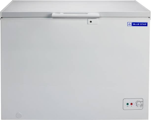 Blue Star 295 L Single Door Standard Deep Freezer