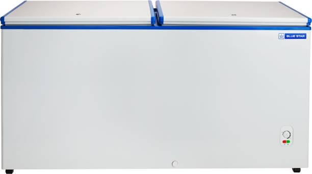 Blue Star 484 L Double Door Standard Deep Freezer