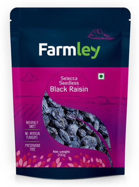 Farmley Selecta Black Seedless Raisins