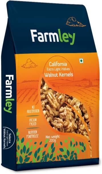 Farmley California Extra Light Halves Kernels Walnuts