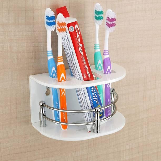 Aekko Acrylic Tooth Brush Wall Stand Acrylic Toothbrush Holder