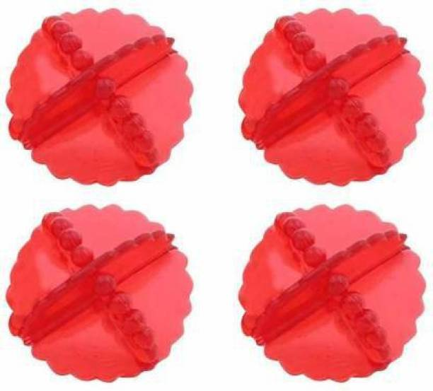 Sitaram Creation Washing Machine Ball Laundry Dryer, Wash Without Detergent Durable Cloth Cleaning Balls(4 PCS) Detergent Bar