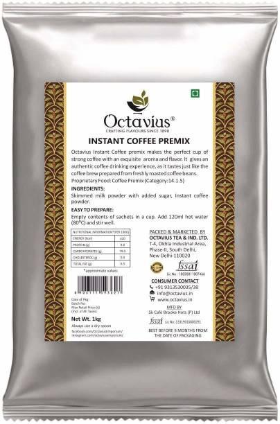 Octavius Premix Instant Coffee