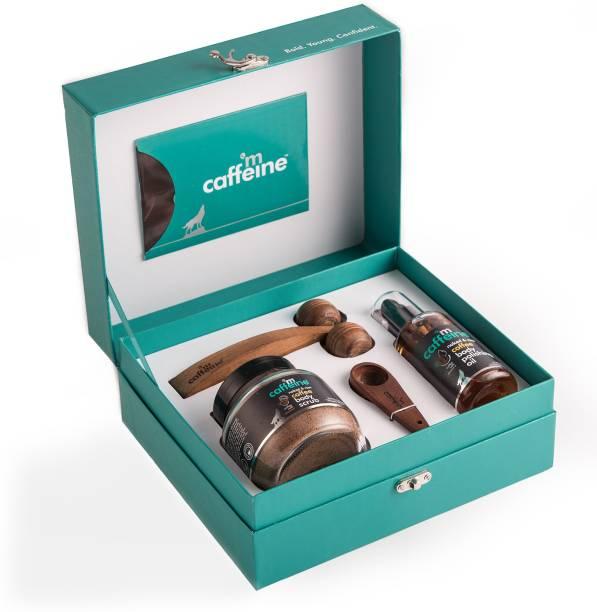 MCaffeine Coffee De-stress Gift Kit