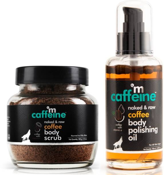 MCaffeine Coffee Cellulite & Stretch Mark Reduction Duo