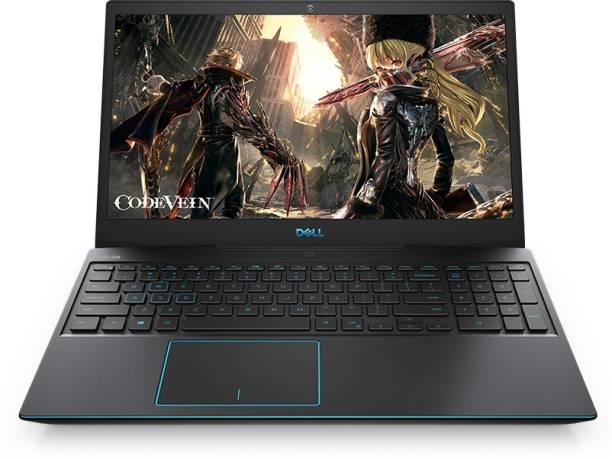 DELL G3 Core i5 10th Gen - (8 GB/1 TB HDD/256 GB SSD/Windows 10 Home/4 GB Graphics/NVIDIA GeForce GTX 1650) G3 3500 Gaming Laptop