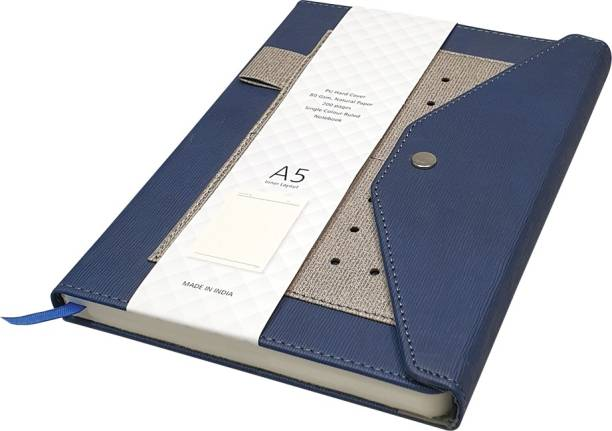 imagine Products Notebook A5 Notebook Ruled 200 Pages