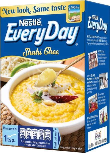 Nestle Everyday Shahi Ghee 1 L Tetrapack