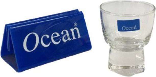 Ocean (Pack of 6) B17202 - HAIKU SHOT Glass Set