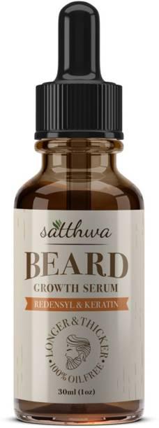 Satthwa Beard Growth Serum