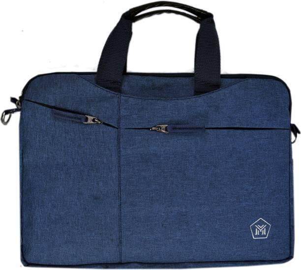 MMShopy Men & Women Blue Messenger Bag