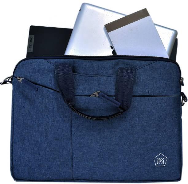 MAXISTORE Men & Women Blue Messenger Bag