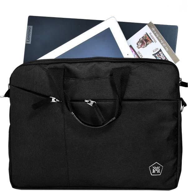 MAXISTORE Men & Women Black Messenger Bag