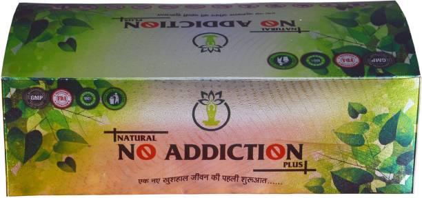 NO ADDICTION FULL STOP ADDICTION KILLER - TULSI