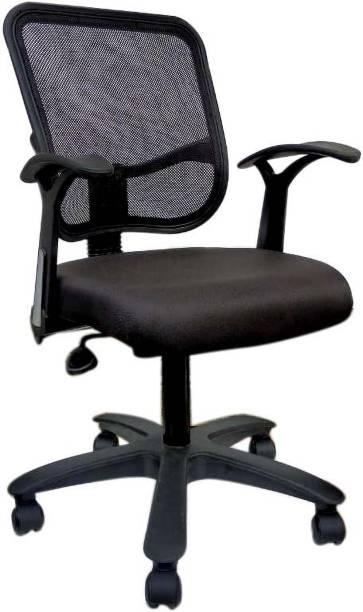 VIZOLT Fabric Office Executive Chair