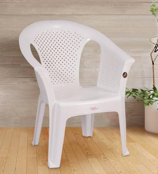 Petals Luxury Sofa Plastic Outdoor Chair