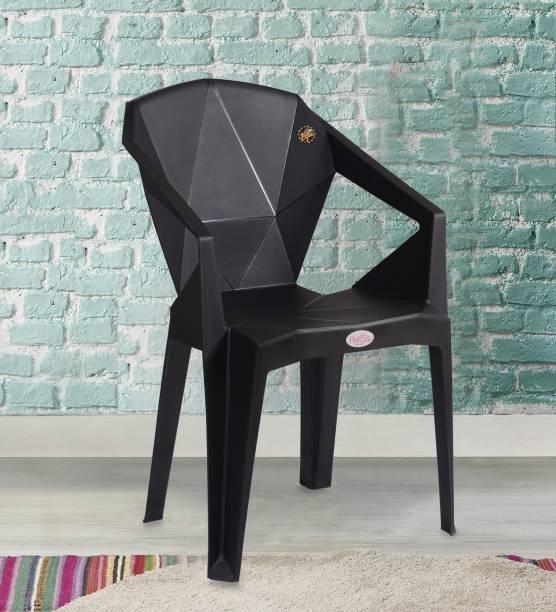 Petals Nakshatra Plastic Outdoor Chair