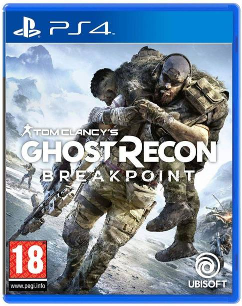 Tom Clancy's Ghost Recon Breakpoint (for PS4) (Standard)