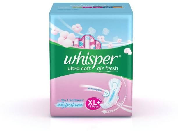 Whisper Ultra Soft XL Plus Wings Sanitary Pad