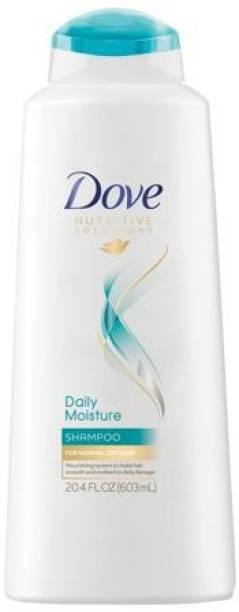 DOVE Walm Nutritive Solutions Daily Moisture Shampoo