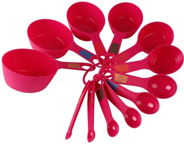 INKULTURE Plastic Measuring Spoon Set