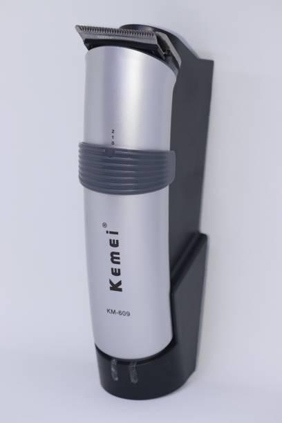 Kemei KM-609  Runtime: 60 min Trimmer for Men & Women