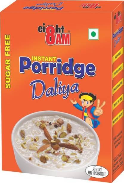 8AM by 8AM Instant porridge sugar free (pack of 2)