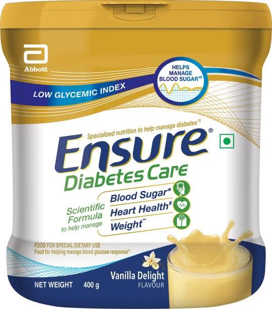 ENSURE Diabetes Care Vanilla Delight Nutrition Drink