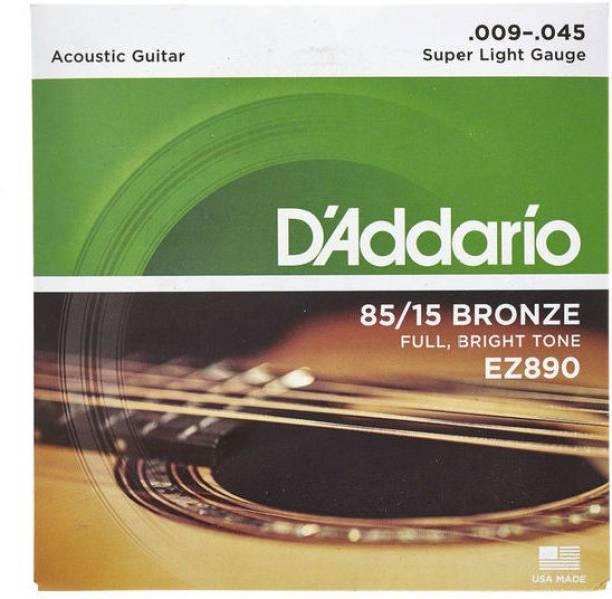 D'ADDARIO Acoustic EZ 890 Guitar String
