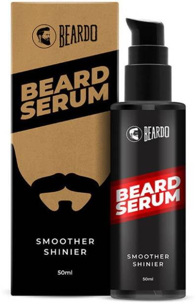 BEARDO Beard Serum for Beard growth