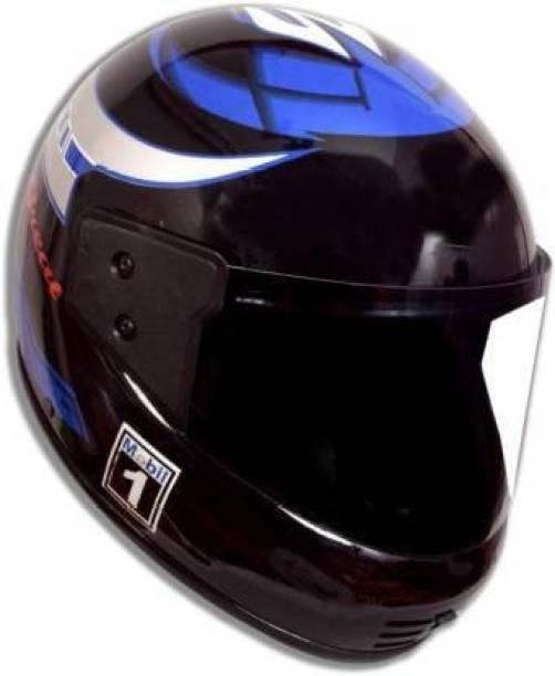 MOTOFLY PEACOCK GOLDEN X Motorbike Helmet